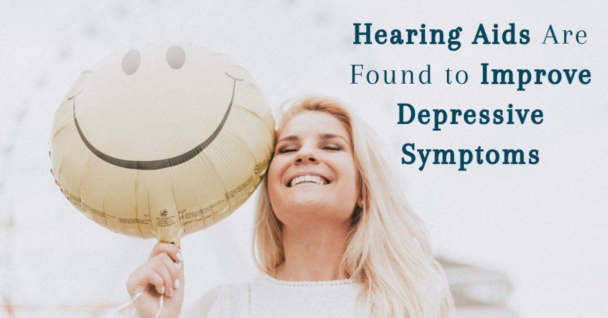 Hearing Aids Are Found to Improve Depressive Symptoms